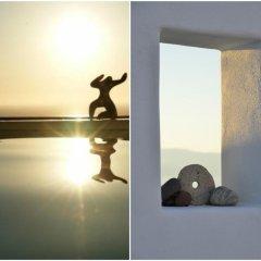 Отель Aspaki by Art Maisons Греция, Остров Санторини - отзывы, цены и фото номеров - забронировать отель Aspaki by Art Maisons онлайн фитнесс-зал