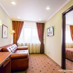 Гостиница Вятка комната для гостей фото 9