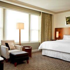Отель The Westin Georgetown, Washington D.C. Люкс с различными типами кроватей фото 4