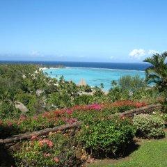 Отель Villa Marama Французская Полинезия, Папеэте - отзывы, цены и фото номеров - забронировать отель Villa Marama онлайн пляж фото 2