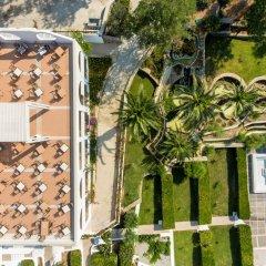 Отель Lindos Village Resort & Spa парковка