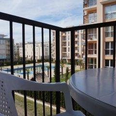 Апартаменты Sunny View Studio Солнечный берег балкон