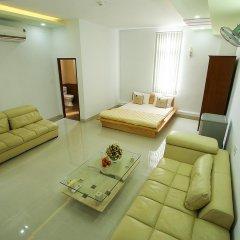 Bazan Hotel Dak Lak 2* Люкс повышенной комфортности с различными типами кроватей фото 3