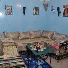 Отель Riad Dar Mesouda Марокко, Танжер - отзывы, цены и фото номеров - забронировать отель Riad Dar Mesouda онлайн интерьер отеля фото 2