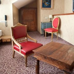 Hotel Justus 4* Стандартный номер с двуспальной кроватью фото 4