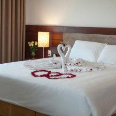 Muong Thanh Grand Nha Trang Hotel 4* Представительский люкс с различными типами кроватей фото 4