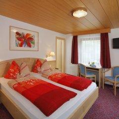 Отель Pension Bergland Горнолыжный курорт Ортлер комната для гостей