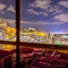 Bursa Palas Hotel Турция, Бурса - отзывы, цены и фото номеров - забронировать отель Bursa Palas Hotel онлайн балкон