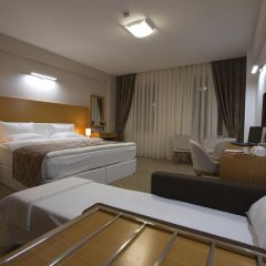 Mien Suites Istanbul 5* Семейный люкс с двуспальной кроватью фото 4