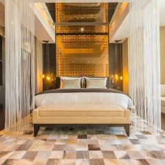 Отель Amman Rotana 5* Президентский люкс с различными типами кроватей фото 6