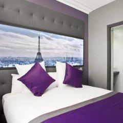 Отель Best Western Nouvel Orleans Montparnasse Париж балкон