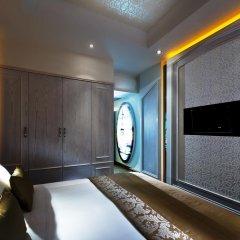 Отель Yasmak Sultan 4* Стандартный номер с двуспальной кроватью фото 5