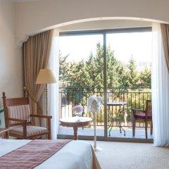 Отель Elysium 5* Улучшенный номер с разными типами кроватей фото 3