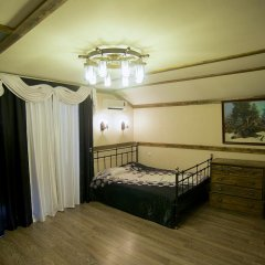 Гостиница Теремок Заволжский Апартаменты разные типы кроватей фото 36