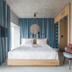 Placid Hotel Design & Lifestyle Zurich 4* Апартаменты с различными типами кроватей фото 6