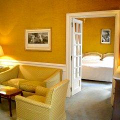 Отель Helvetia & Bristol Firenze Starhotels Collezione 5* Стандартный номер фото 10