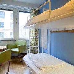 Slottsskogen Hostel Номер категории Эконом фото 8