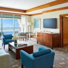 Отель The Cove at Atlantis, Autograph Collection 5* Люкс с различными типами кроватей фото 9