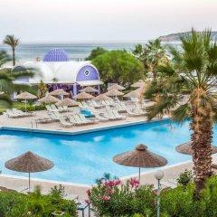 Отель Pegasos Beach бассейн фото 2