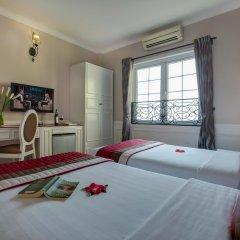 Calypso Suites Hotel 3* Номер Делюкс с различными типами кроватей фото 9
