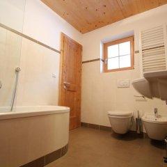 Отель Mitterhof Монклассико ванная фото 2