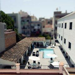Hotel Salomé парковка