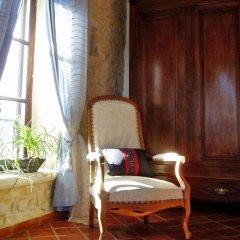 Отель Le Mas de la Treille Bed & Breakfast 3* Улучшенный номер с различными типами кроватей фото 5