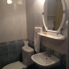 Гостиница Крымский Стандартный номер с различными типами кроватей фото 38