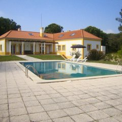 Отель Villa Herdade de Montalvo бассейн фото 2