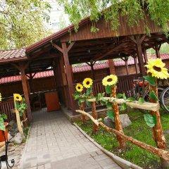 Отель Inn Gusy Lebedy Мариуполь спортивное сооружение