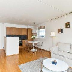 Апартаменты Oslo Apartments - Aker Brygge комната для гостей фото 3