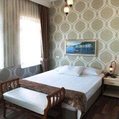 Sur Hotel Sultanahmet 3* Стандартный семейный номер с двуспальной кроватью фото 12