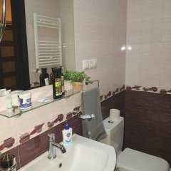 Отель - Mari`El Грузия, Тбилиси - отзывы, цены и фото номеров - забронировать отель - Mari`El онлайн ванная фото 2