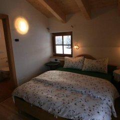 Отель Rifugio Baita Cuz Долина Валь-ди-Фасса комната для гостей фото 5