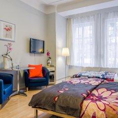 Апартаменты Pension 1A Apartment Стандартный номер с различными типами кроватей фото 14