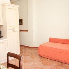 Отель Villa Strampelli 3* Стандартный номер с двуспальной кроватью фото 3