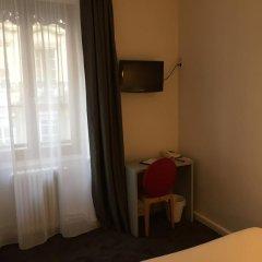 Inter-Hotel Au Patio Morand 3* Стандартный номер с двуспальной кроватью фото 3