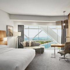 Отель Andaz Capital Gate Abu Dhabi - A Concept By Hyatt 5* Стандартный номер фото 2