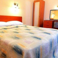 Отель Огни Мурманска Мурманск комната для гостей фото 4