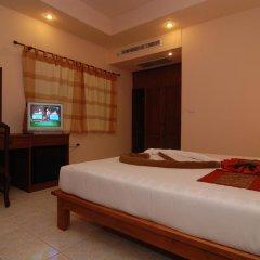 Отель Adarin Beach Resort 3* Бунгало Делюкс с различными типами кроватей фото 14