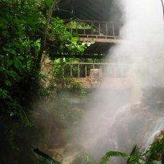 Hotel & Hostel Berakah Копан-Руинас приотельная территория фото 2
