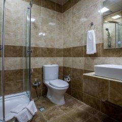 Отель Премьер Олд Гейтс 4* Стандартный номер с двуспальной кроватью фото 6