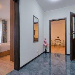 Отель City Aparthotel Wola Апартаменты с различными типами кроватей фото 2