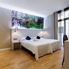 Отель Hostal Bcn Ramblas Стандартный номер с 2 отдельными кроватями фото 20
