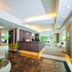Отель Kingston Suites Bangkok интерьер отеля фото 3