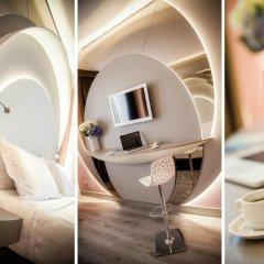 Hotel Da Vinci 4* Стандартный номер с различными типами кроватей фото 15