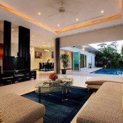 Отель Phuket Lagoon Pool Villa 4* Вилла разные типы кроватей фото 5