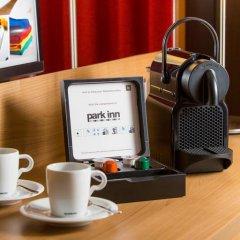 Park Inn Hotel Prague 4* Представительский номер с различными типами кроватей фото 10