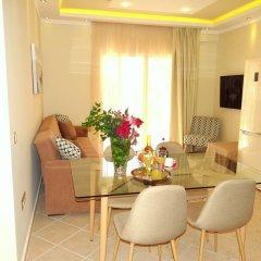 Отель Aeollos Греция, Пефкохори - отзывы, цены и фото номеров - забронировать отель Aeollos онлайн комната для гостей фото 4