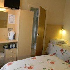 Hawkes Hotel удобства в номере